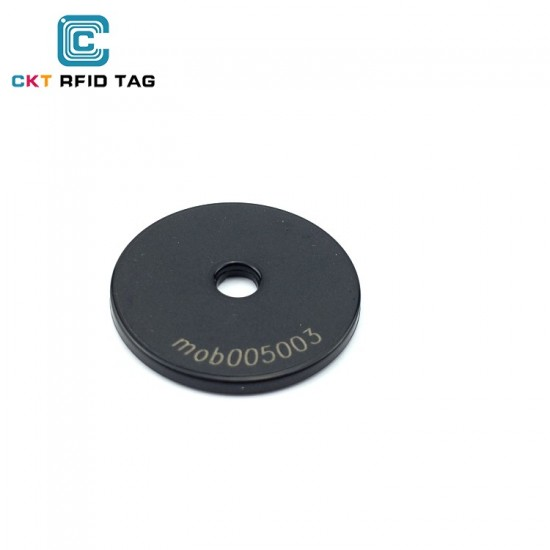High Temperature Resistant PPS NFC Laundry Customizing RFID Tag