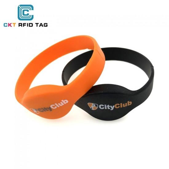 Rewritable PVC RFID Key Fob Door Access Control