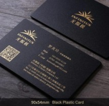 Thickness Plastic Gift Cards